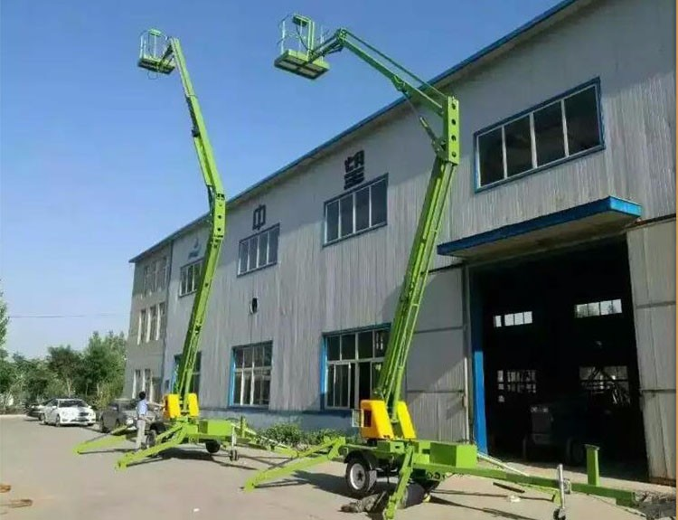 OEM genie hydraulic mini boom lift
