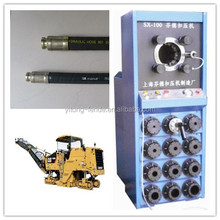 "ROOF SUPPORT 3/4"" - 64MM Hydraulic Hose crimping machine"