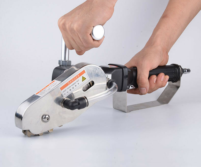 Portable Pneumatic Waste Stripper Carton Paper Stripping Machine Trimming Tool