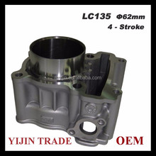 Good quality LC135 motorcycle engine cylinder block for sale