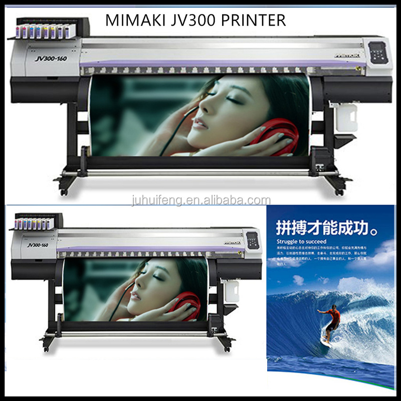 Sublimation Textile Digital Inkjet Printer Machine JV300
