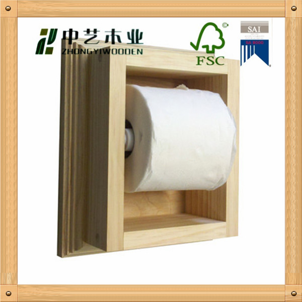 Home decoration kitchen tissue paper roll holder decorative toilet paper holder