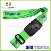 China wholesale polyester luggage scale belt