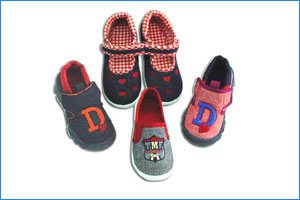 Footwear : Slipper ( Canvas ) Shoes