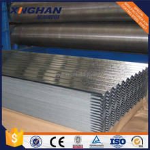 Metal Roofing sheet price galvanized steel for roofing tile