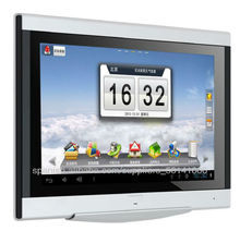 10 inch TCP IP android system intercom monitor home protection video door phone for buildings