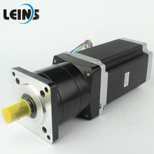 good quality nema 34 planetary gearbox geared stepper motor 86*118mm