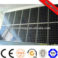 Solar Panels with 156*156/6*6 Polycrystalline Photovoltaic Solar Cell From Taiwan Brands