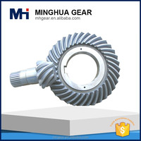 customized agriculture machinery rotary bevel gear