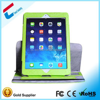 2015 china supplier cover for ipad air shenzhen ,high quality for ipad 5 case with card slot