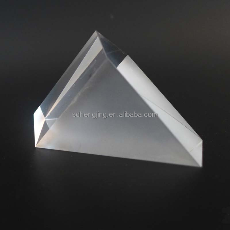 optical rectangular prisms window,survey prism,equilateral dispersing prism