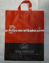 2013 Plastic high quantity EVA tote bag for shopping