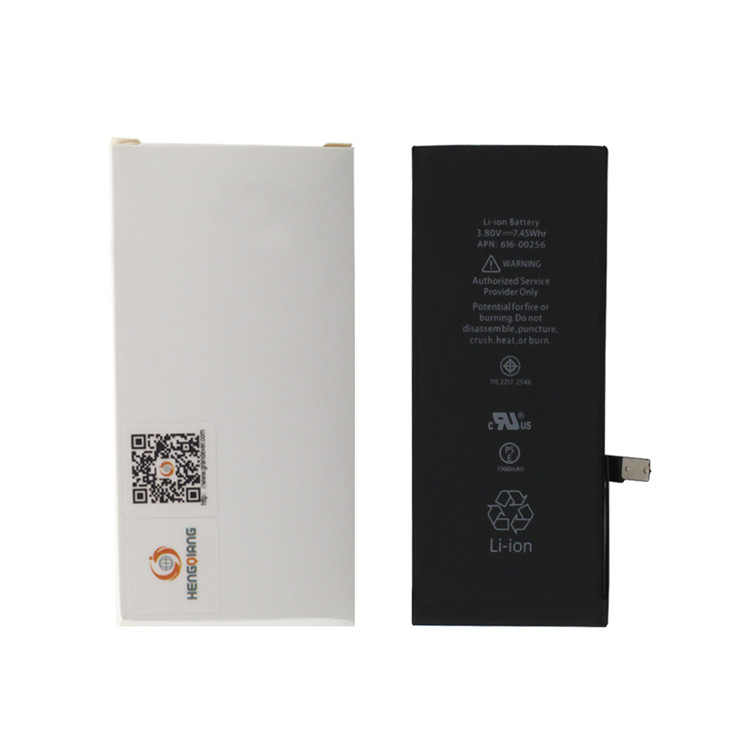 Mobile batteries rechargeable battery for iphone 7 plus,for iphone 7 plus battery