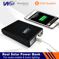 solar power all in one solar charger solar power bank for mobiles