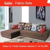 2015 Modern velvet sofa home furniture sale (EM2088)