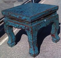 Antique Chinese furniture Wooden Stool