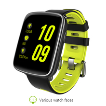 Water proof Sport watch have Compass ROHS,FCC, BQB, MSDS, UN38.3 Waterproof Smart Watch Phone