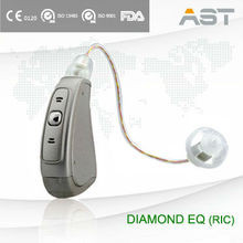 DIAMOND EQ RIC super mini ear portable hearing aid ear tips