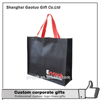 Customized shopping non-woven bag