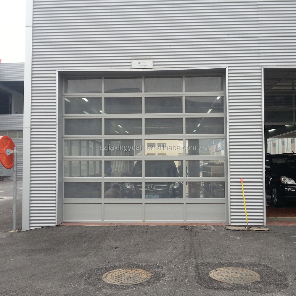 Sell Insulated Polycarbonate Glass Garage Door Prices