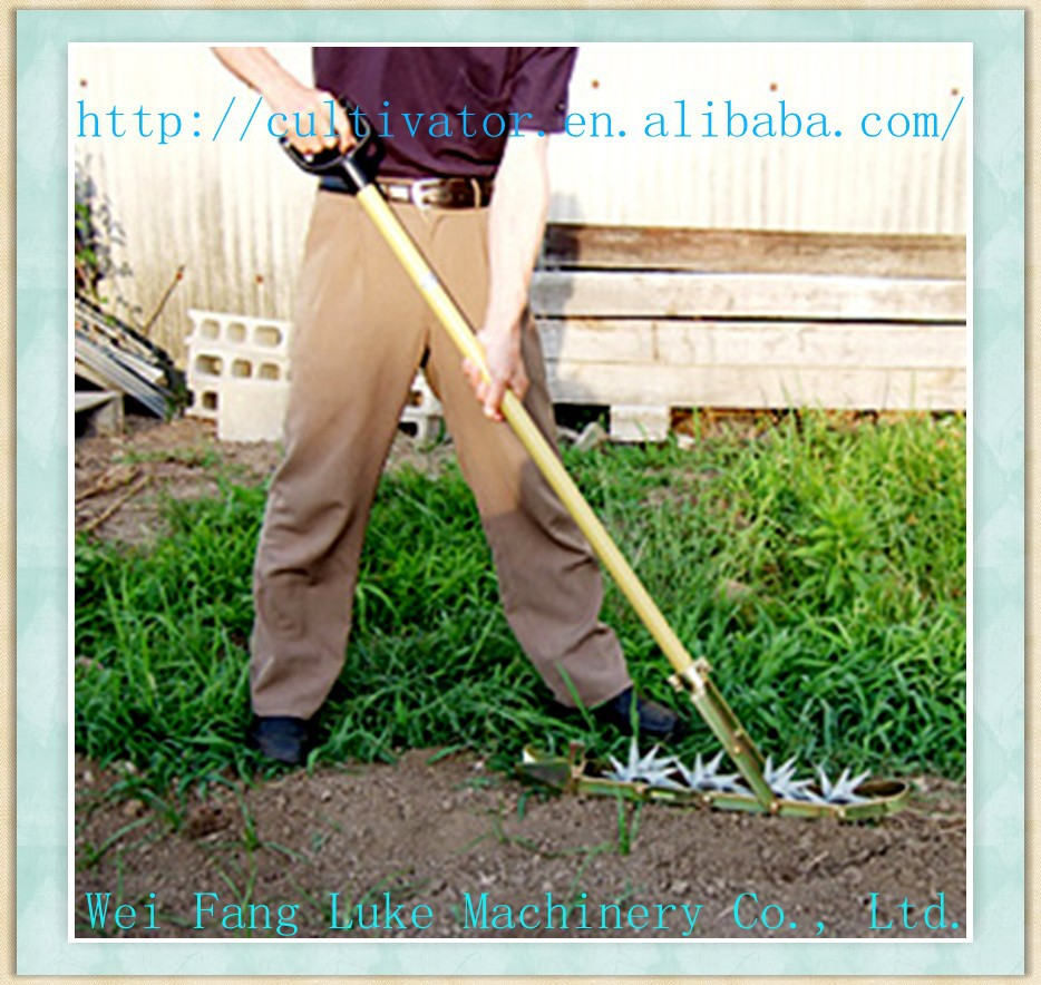 Long handle garden weed remover with leight weight for gardening