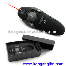 Wireless Presenter With Laser Pointers Pen USB Presentation Remote Control New