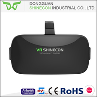 wholesale alibaba trend products Virtual Reality Google Cardboard Vr glasses all in one vr box