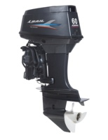 SAIL 2 stroke 60HP outboard motor / outboard engine / boat engine T60