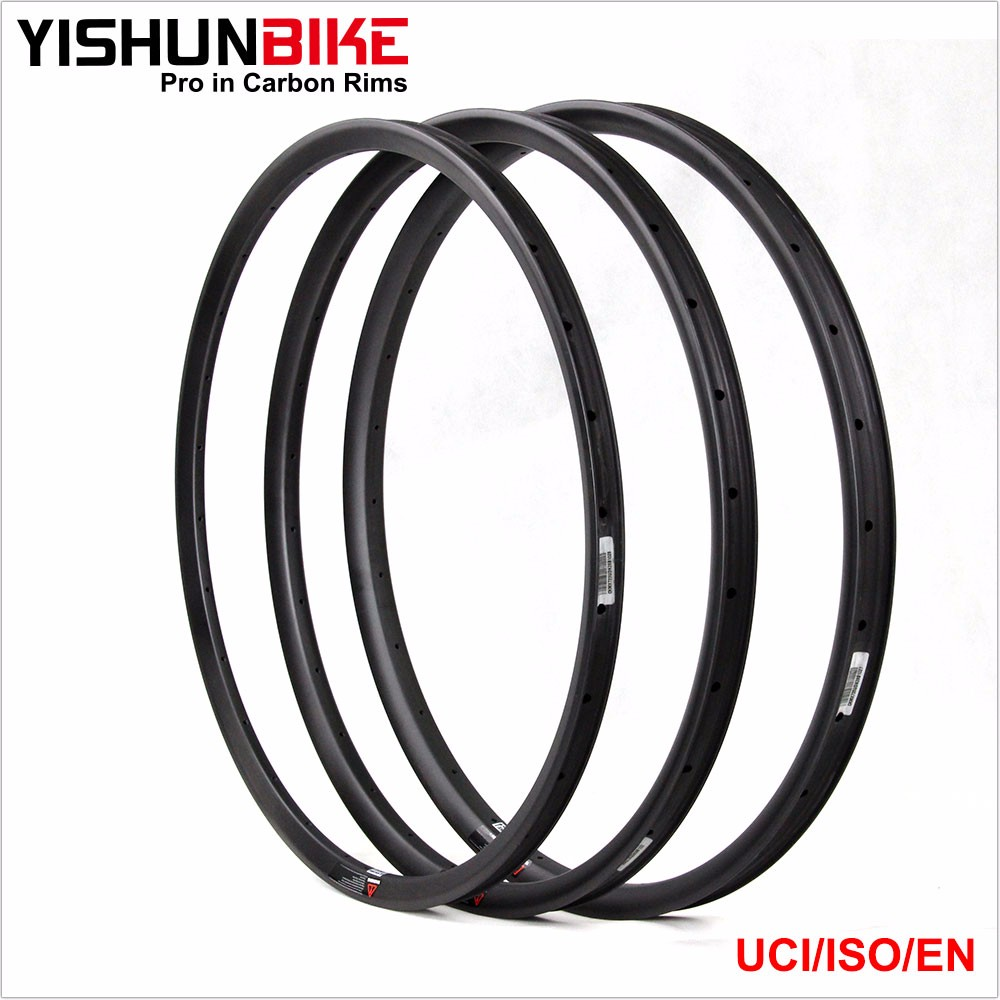 2017 New MTB PLUS Rims 29er 25mm height 42mm width Mountain bicycle rim light weight CCR29-42S-PLUS