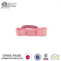Beautiful wholesale Polyester Satin flat perfume ribbon bows
