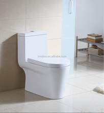 cheap one piece toilet siphonic ceramic washdown one piece toilet elegant design one piece toilet WC bathroom