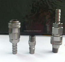 zinc die cast parts gas connector kit