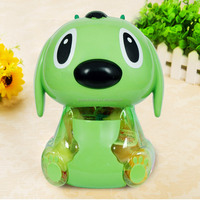 Hot Sale fruit Flavoured Seaweed Jelly in cartoon dog plastic jars