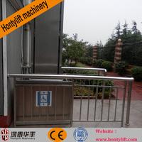 china supply wheelchair lift/lift elevator kits/lift table