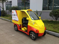 low speed small electric goods van for sale EEC