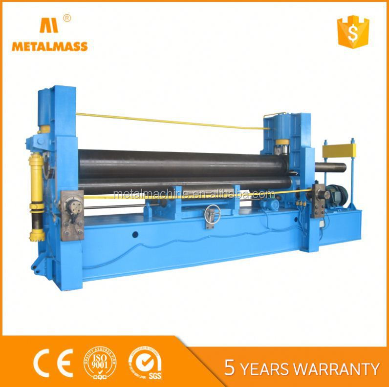 New molde aluminum rolling machine, beautiful appearance rolling pipe bending machine