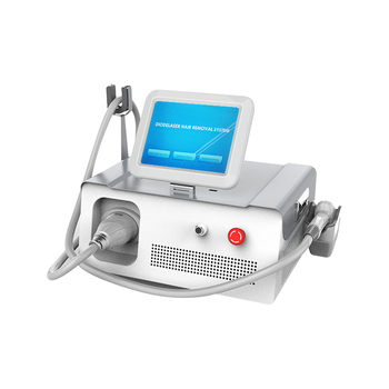 2019 newest promotion price professional permanent remove body facial hair 808nm diode laser hair removal machine