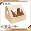 Factory Direct Sale Burlywood Outdoor Wooden Bird House