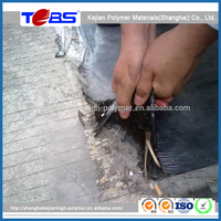 OEM sbs bitumen waterproofing membrane , bituminous waterproofing membrane