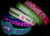 the cheapest silicone rubber wristband can be any of custom design