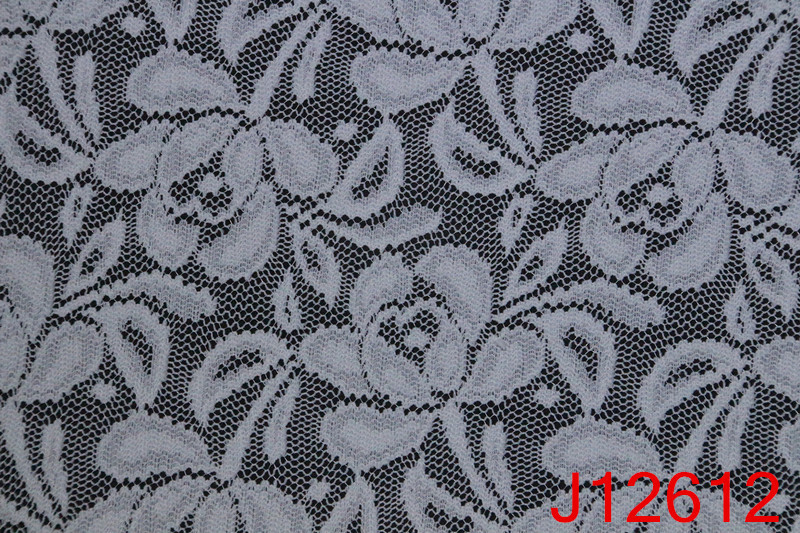 Professional indian bridal lace fabric with CE certificate