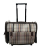 2014 foldable pet bag,beautiful dog carrier trolley carrier