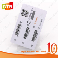 Hotel Access Control System 13.56MHz RFID Cards