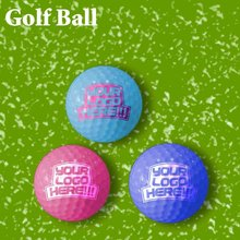 Promotional Golf Ball for Giveaway Events