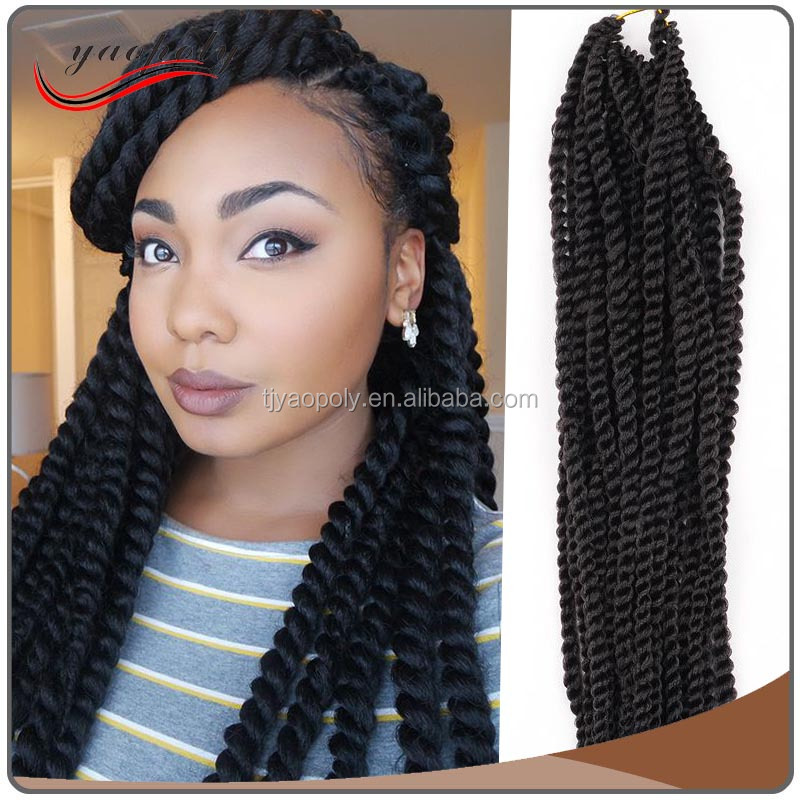 Havana MAMBO Crochet Braid TWIST Afro Twist 12 inch With More Color