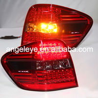 For Mercedes-Benz for W164 ML350 ML500 LED Tail Light Red Black Color 2006-2008 year