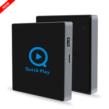 Hot New Products For 2017 Octa Core Full Rooted Android 7.1 TV Box QII Full HD Media Player 1080P