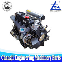 Forklift Engine Zhejiang Xinchai A490BPG Engine Assembly