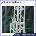 Aluminum ladder truss, single truss for sale,spigot beam truss