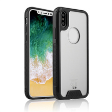 Newest design Shockproof tpu pc mobile cell phone cover for iphone X